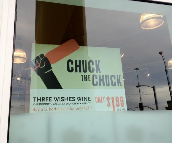 Chuck the Chuck