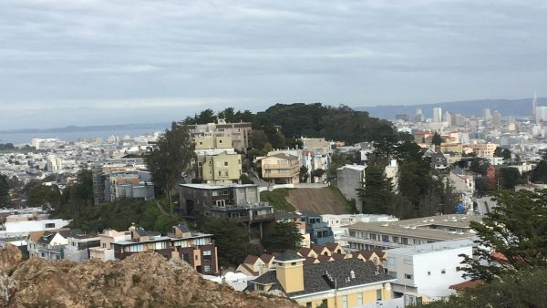 Mount Olympus In San Francisco