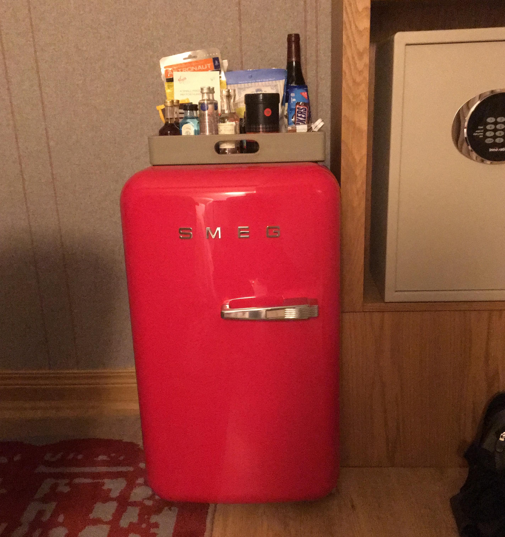Red Dwarf Refrigerator