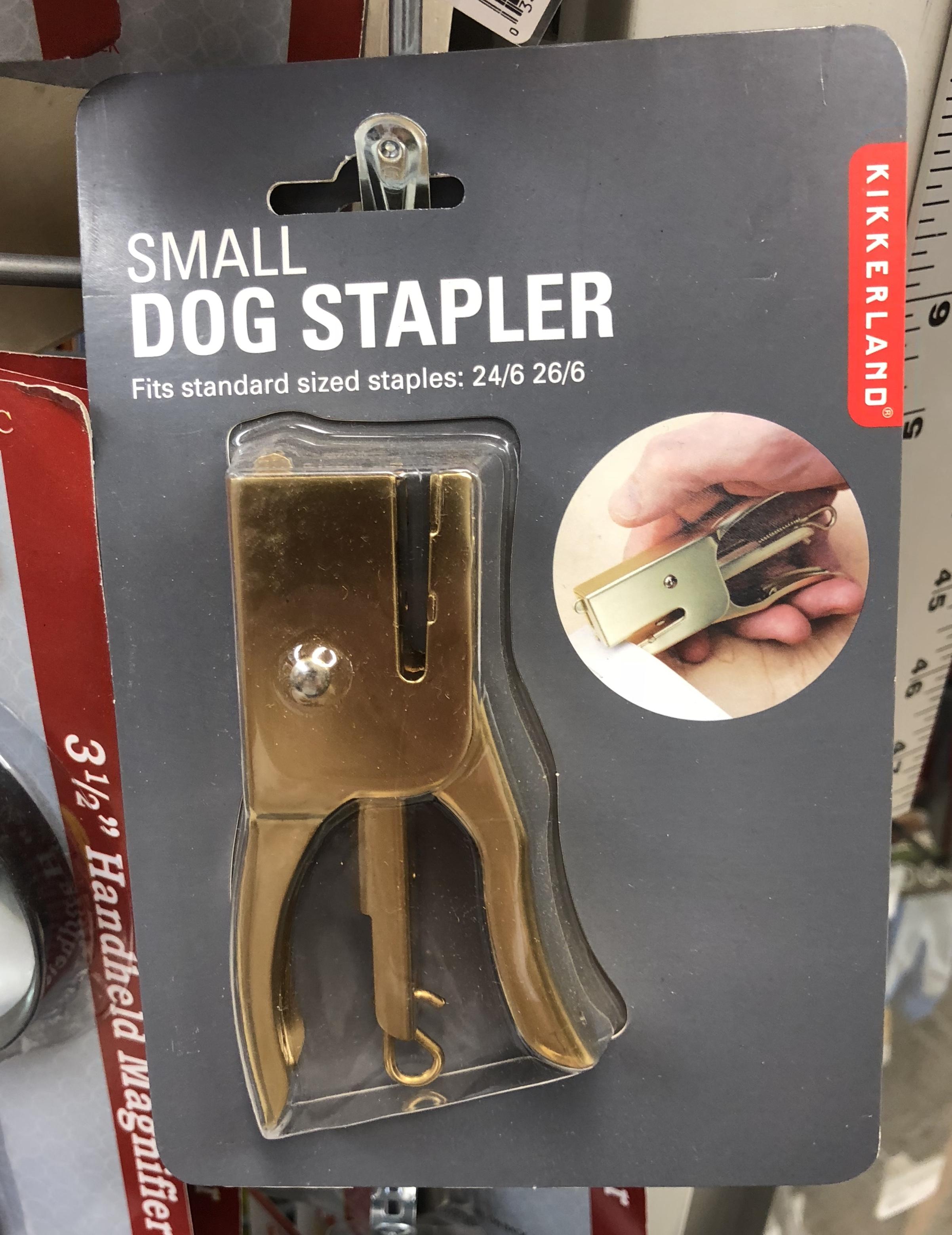 Dog Stapler