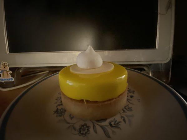Lemon Tart From ONE65 Patisserie